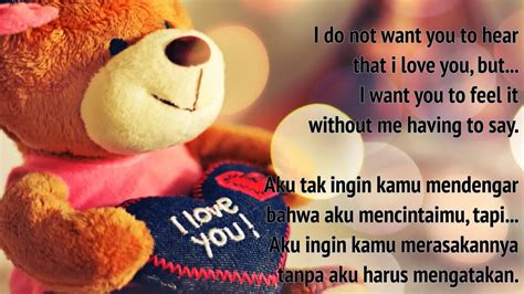 ml kata kata cinta romantis bahasa inggris dan artinya 001