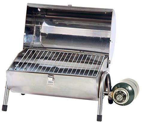 stainless steel outdoor kitchen with grill cover compact propane bbq grill stainless steel portable outdoor cooking