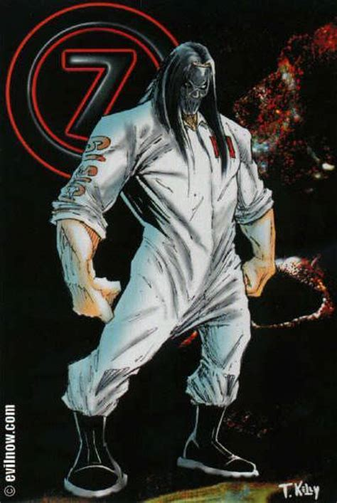 7 mick thomson slipknot