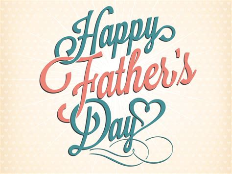happy fathers day from the happy s day