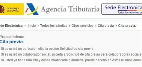 cita para hacienda por internet 2016 c 243 mo confirmar y modificar el borrador de la renta 2018