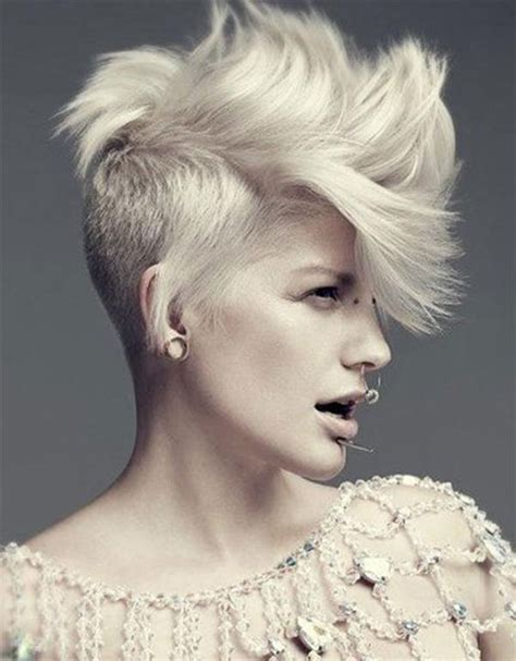 52 of the best shaved side hairstyles 20 inspirations of short hairstyles with shaved sides for