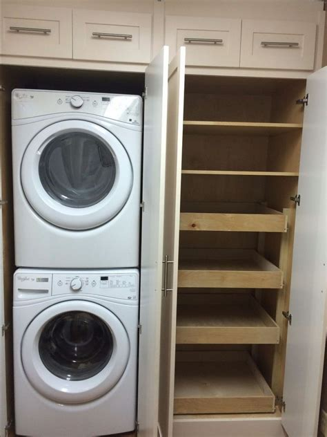 small laundry room cabinet ideas laundry pantry combination remodel small laundry rooms