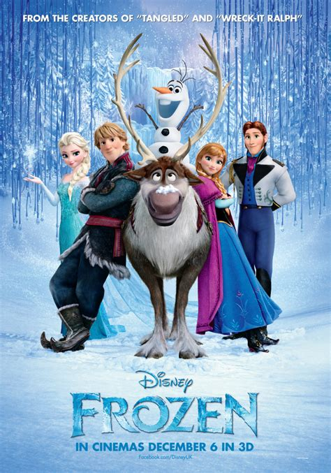 frozen film uk frozen uk poster heyuguys