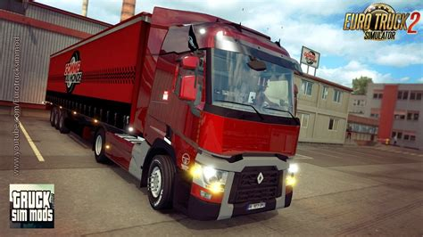 game mods for euro truck simulator 2 renault range t480 by polatlı mods 1 27 x euro truck