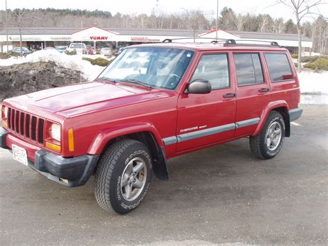 sports jeep cherokee 1999 jeep cherokee sport reviews