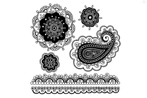 paisley design tattoo free coloring pages of paisley skull