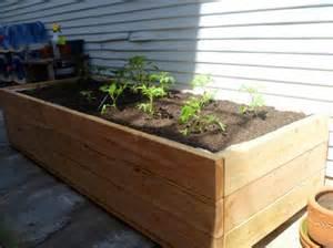 building planter boxes diy planter box get your veggies on stark insider