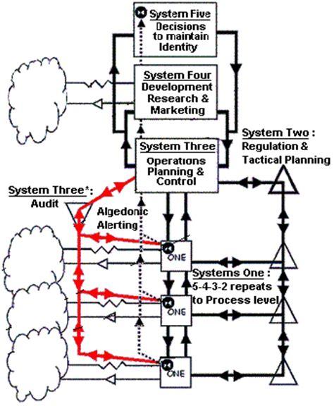 algedonic books viable system model