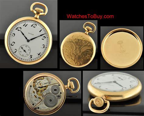 elgin gold filled pocket watchestobuy