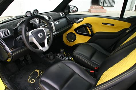 los angeles auto upholstery complete custom interior for show smart car yelp