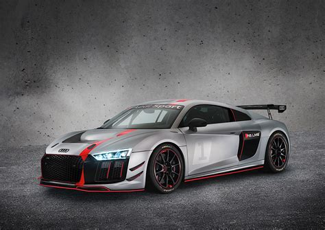 audi race car 2017 audi r8 gt4 unveiled it s the race version that s