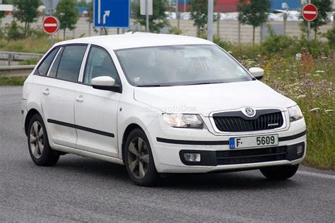 skoda rapid une version 5 portes en pr 233 paration actu