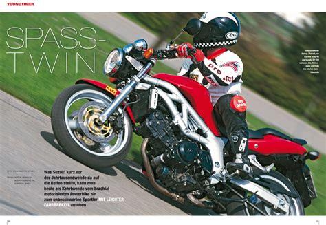 Motorrad Youngtimer Suzuki by Motorrad Magazin Mo 11 2015 Motorrad Magazin Mo