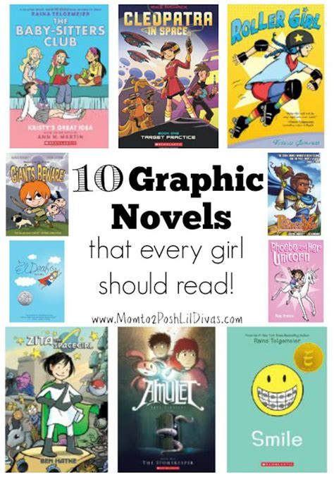 27 best images about graphic novels for kids 10 graphic novels for 8 12 years old