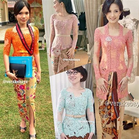 Nagita Top Atasan Wanita 17 best images about batik kebaya on skirts