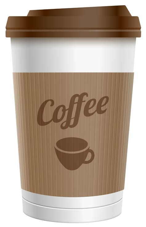 coffee cup silhouette png plastic coffee cup png clipart image 13dbj66 pinterest
