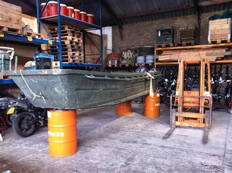 aluminium boot leger etas aluminium leger ponton boot stam outdoor