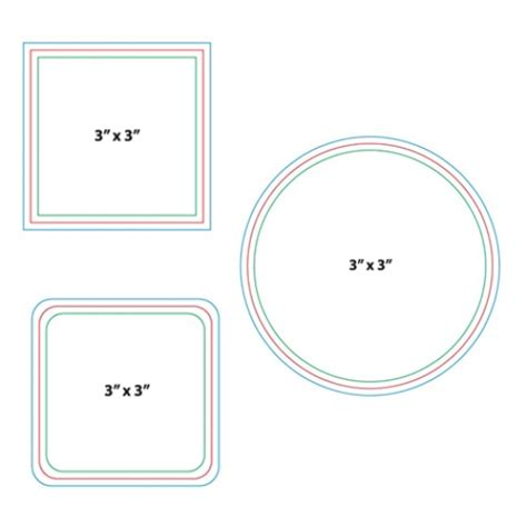 coaster size template coasters templates