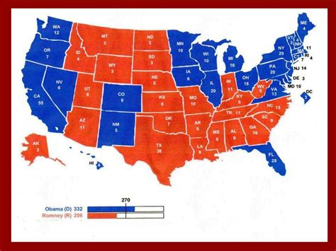 2012 presidential election map realclearpolitics election 2008 latest polls party