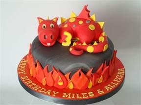 dragon with fire cake celebration cakes cakeology