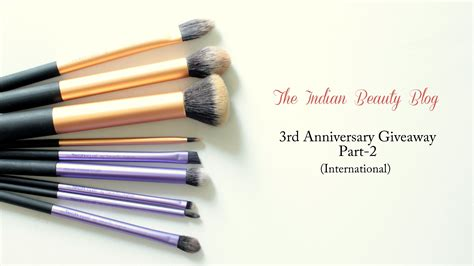 Beauty Blog Giveaways - the indian beauty blog giveaway
