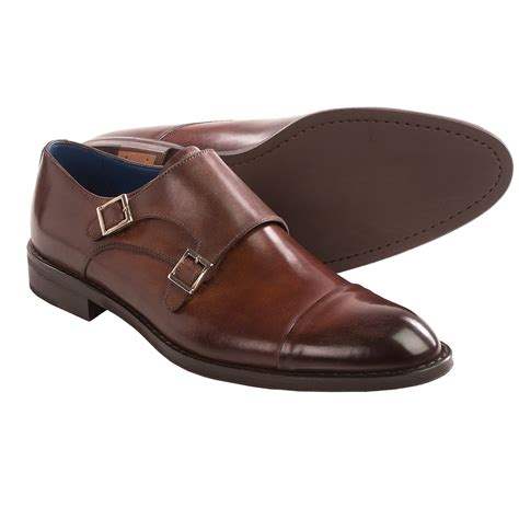 millar burnished monk shoes for save 49