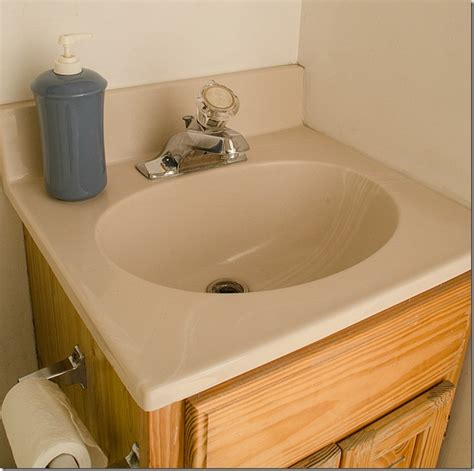Diy Bathroom Countertop Ideas by How To Paint A Sink