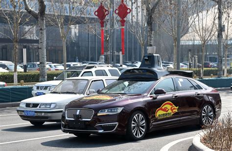 China Auto by China Auto Exec On Self Driving Cars You Can T Just Put
