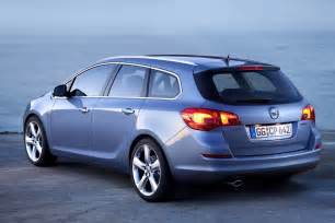 Opel Astras New Opel Astra Sports Tourer Unveiled Should Buick Bring