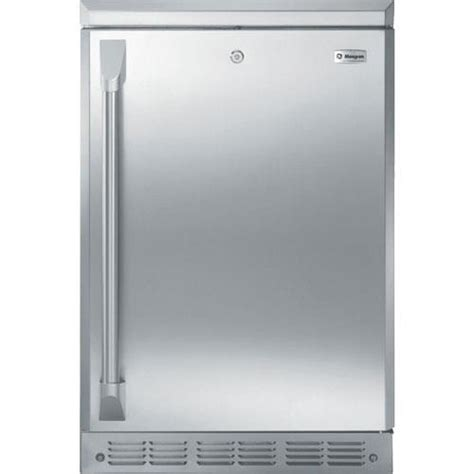 "GE Monogram 24"" Stainless Steel 5.4 CuFt Compact"