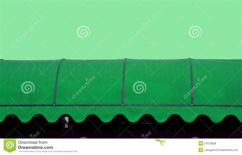 green awning green awning royalty free stock photos image 27573828