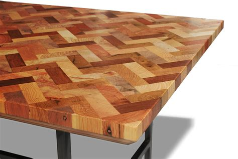 wood top coffee table spectacular chevron reclaimed wood coffee table top with