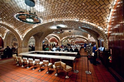 top oyster bars nyc best restaurants nyc top airport train station eats