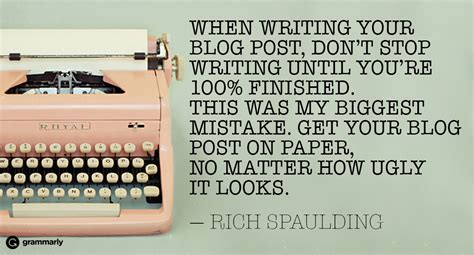 who knew a writers blog anyone know of a site or blog where people read your