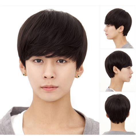digital hairstyles on upload pictures korean short hair style