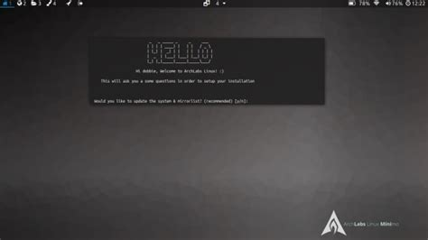 arch labs archlabs linux quot m 237 nimo quot 2017 09 released get a fresh and