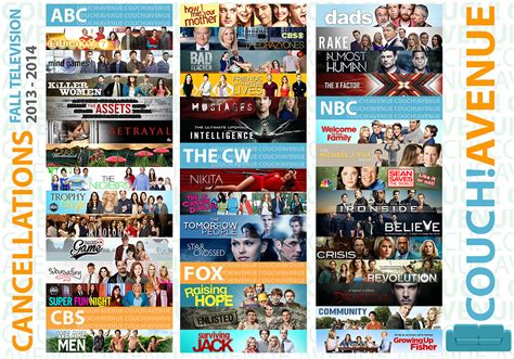 cancelled tv 2014 2015 what is when 2013 cable tv ratings fall 2014 autos post