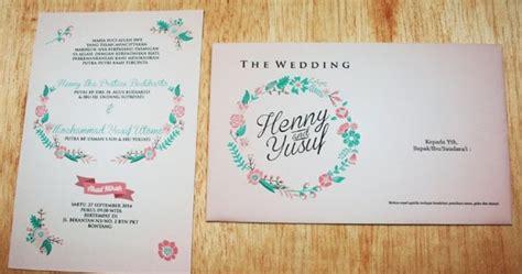 desain undangan pernikahan termurah desain undangan pernikahan jogja pusat cetak undangan