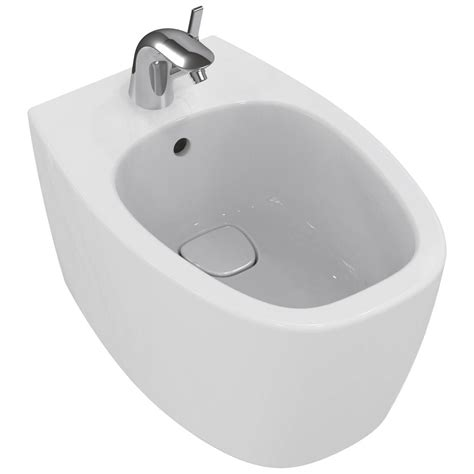 Wall Mounted Bidet ideal standard t5098 wall mounted bidet