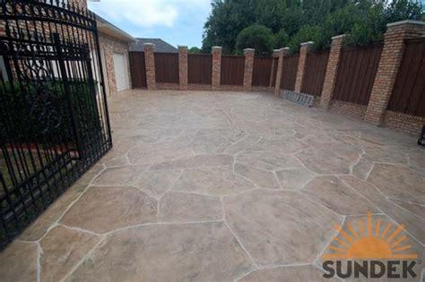 Concrete Coatings Specialists   Concrete Driveway Gallery