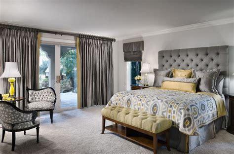 yellow  gray bedding     bedroom pop