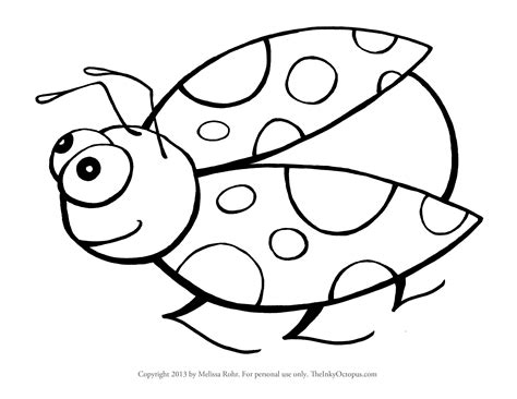 cute ladybug coloring page cute ladybug coloring pages free printable ladybug