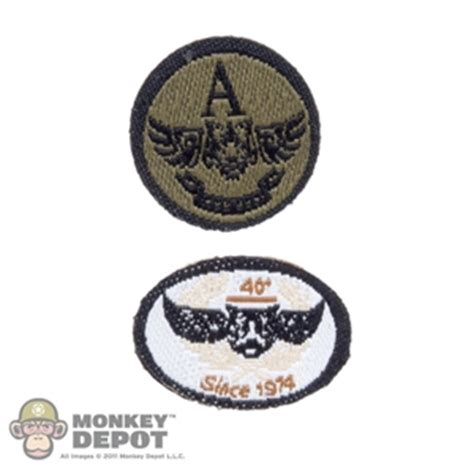 Soldier Story Sdu Grey Shirt monkey depot insignia soldier story sdu patches