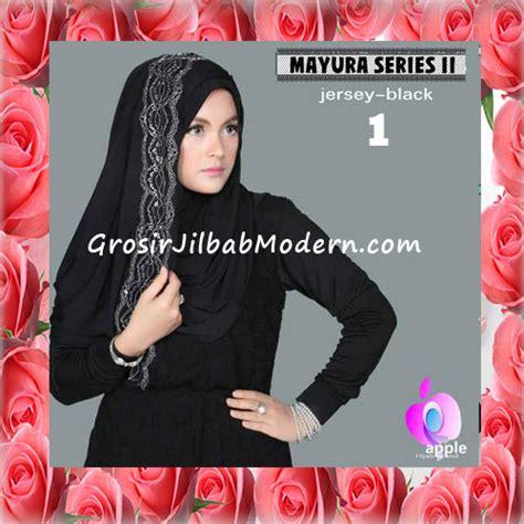Jilbab Segi Empat Sutera Branded Polos Cantik Trendi Termurah jilbab trendy pashmina instant mayyura seri 2 original by