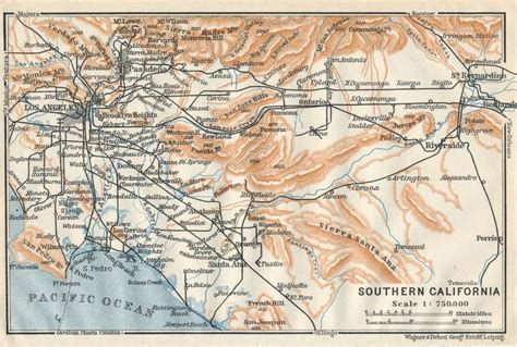 search in los angeles area 38 best map it images on antique maps