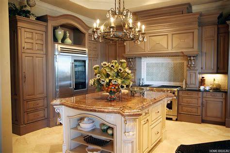 дизайн кухни в классическом стиле 25 фото красивый