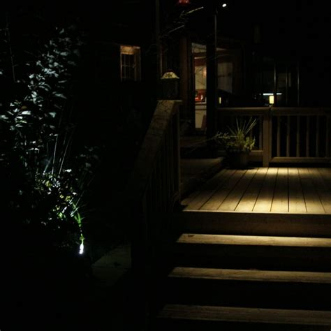 outdoor lighting installation kerr and kerr landscaping