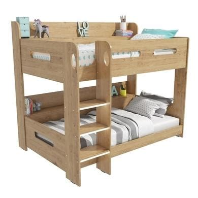 Where Can I Find Bunk Beds Sky Bunk Bed In Oak Ladder Can Be Fitted Either Side Buy It Direct