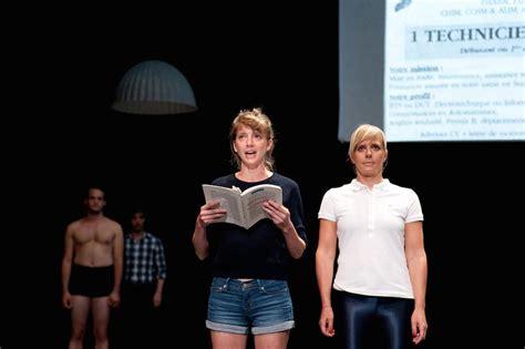 biennale teatro 2018 vincent thomasset lettres de non